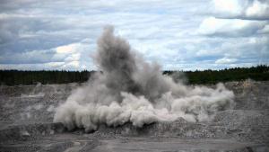 Взрывные работы в скважинах: увеличение производительности