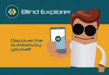 BLIND EXPLORER