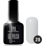 Gel barnisan para sa franch manicure.