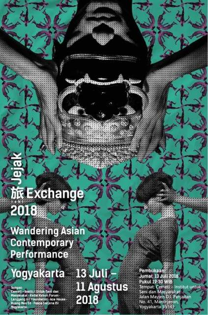 """Jejak-旅 Tabi Exchange: Wandering Asian Contemporary Performance"" Yogyakarta 2018"