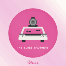 blues brothers - Every Day - Gelatina Design