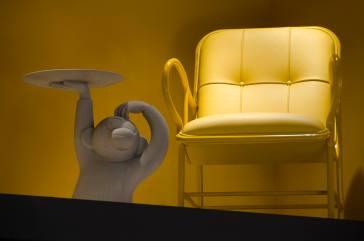 gelatinadesign - salonedelmobile10 - scimmia poltrona