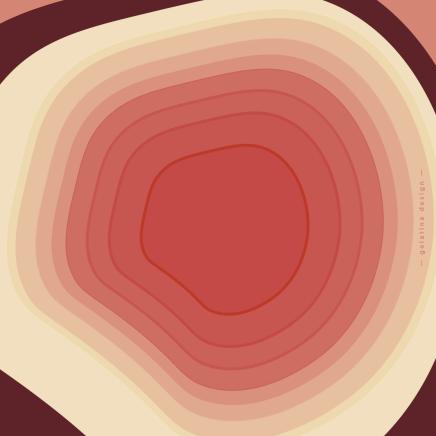 Autumn, circles - Gelatina Design