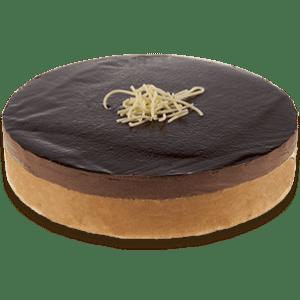 Chocolade bavaroise Gelato Con Amore