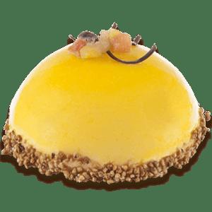ijsbombe - mango Gelato Con Amore