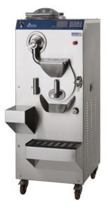 máquina combianada Multifunción Multy P tti Dual Valmar helado artesano