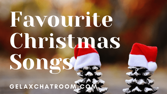 Favourite Christmas Songs #Blogmas Day 10
