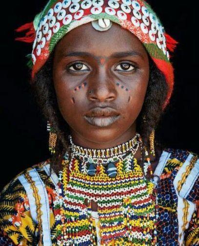 Hausa Fulani Girl