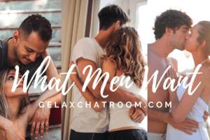 What Men Want In A Relationship: 7 Things All Men Need