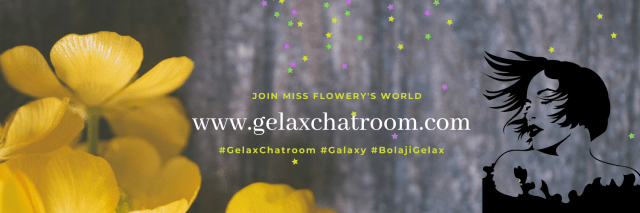 Gelax Chatroom - Miss Flowery World