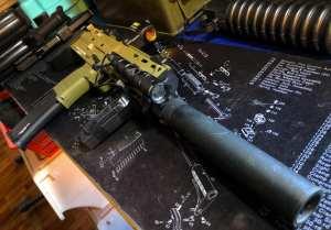 MP7 H&K by Bing Feng gel blaster
