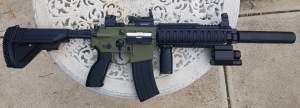 LeHui HK416 V2 Gel Ball Blaster mod