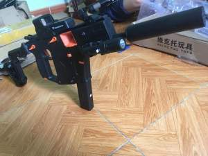 Kriss Vector V3 Gel Blaster 1