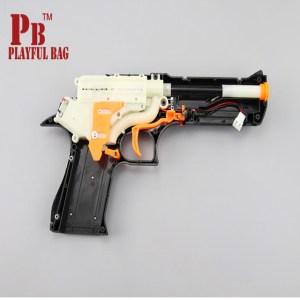 RenXiang Desert Eagle Gel Ball Blaster internals gearbox