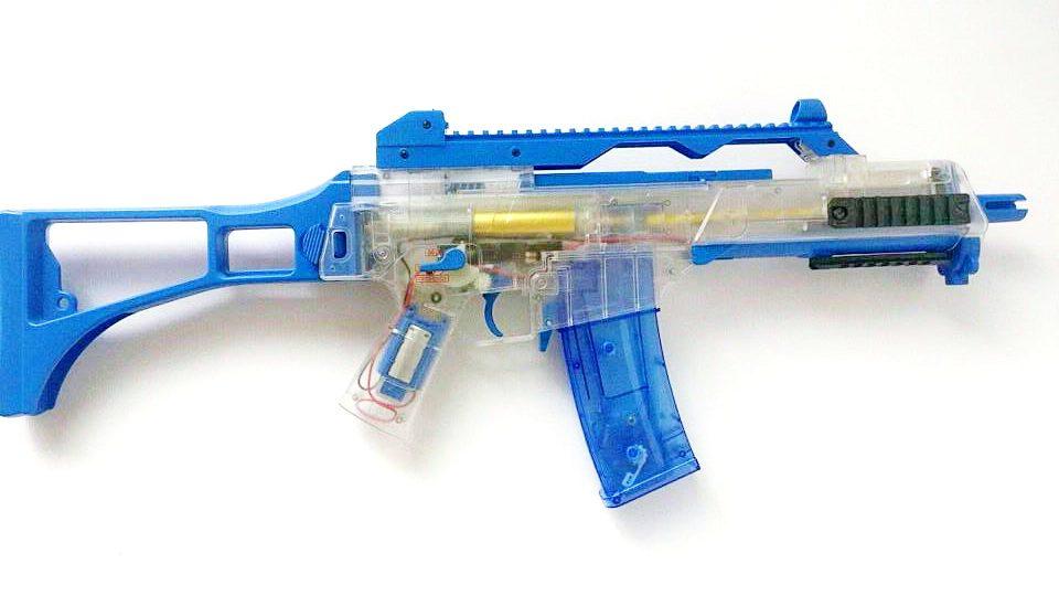 Lexique Gel Blaster