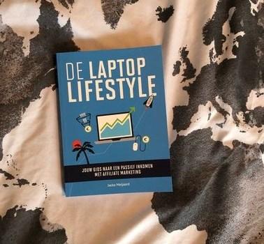 De Laptop Lifestyle Review en Ervaring: Hét affiliate marketing boek