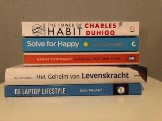 Mijn Top 5 Boeken voor 2021: Van Denken tot Doen