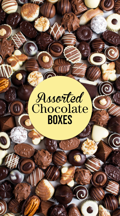 Assorted Chocolates Boxes