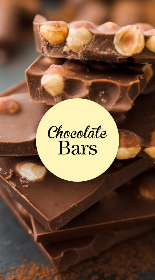 Chocolate Bars and Slabs