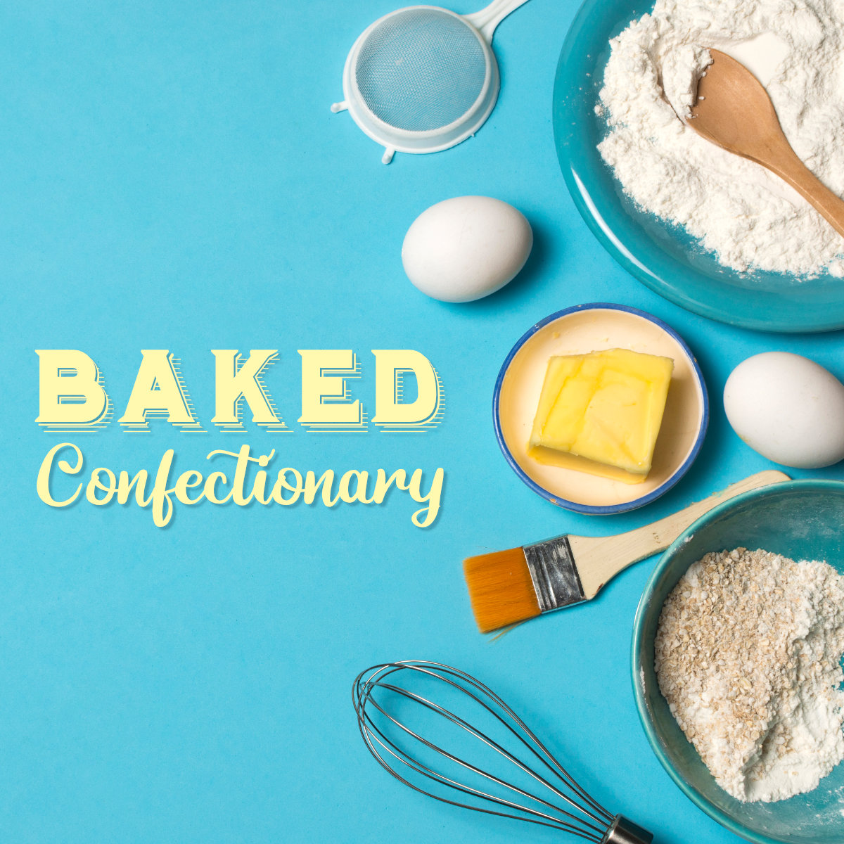 Baked Confectionary