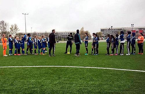 Pigefodbold: Den rigtige vej frem
