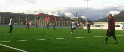 Fodbold lørdag ACFC – FC Jura kl. 14