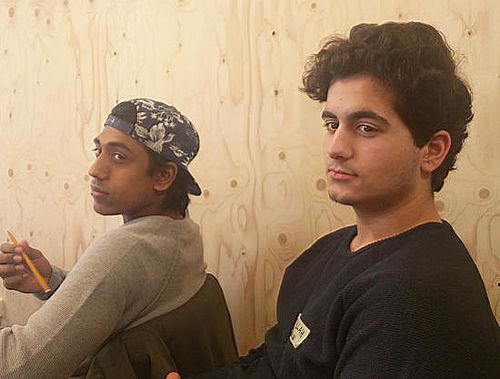 Tre unge iværksættere