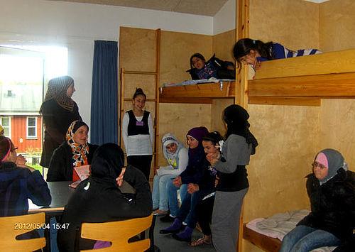 Al-Nour laver aktiviteter med børn og unge