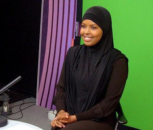 Amina – en 'Fantastisk Frivillig'