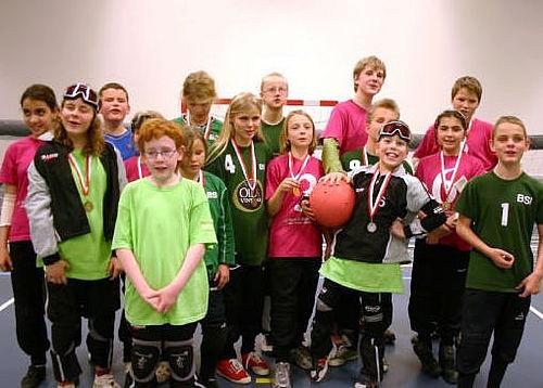 Sport for unge med handicap