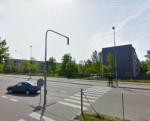Vådeskud bag ulykke på Bentesvej