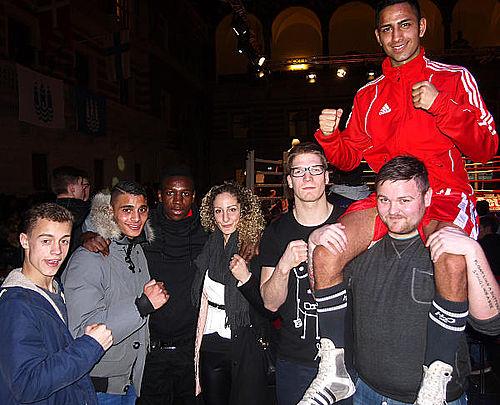 Alle tre Aarhus-boksere vandt