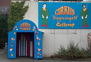 Cirkusartister 'flytter ind' på Bentesvej på torsdag