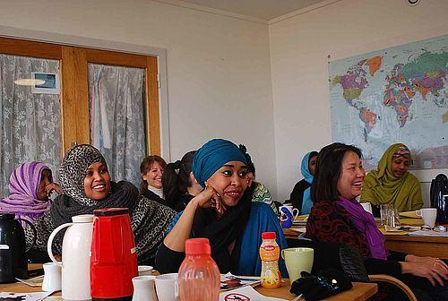 Uddannelse af Bydelsmødre fortsætter
