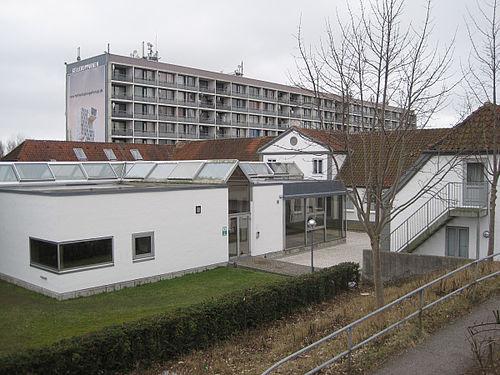 Foreningernes Hus skal op på Den hvide Gård