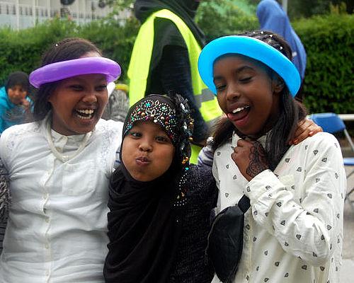 Eid-fest for alle børn og barnlige sjæle