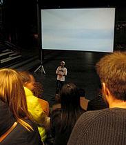 Filmpremiere på Gellerup-film
