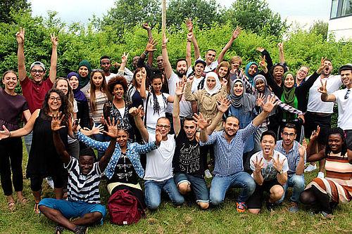 Unge flygtninges egen historie – på teater