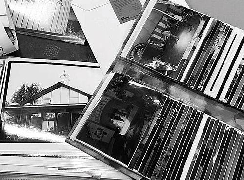 Scan dine fotos på Gellerup Bibliotek