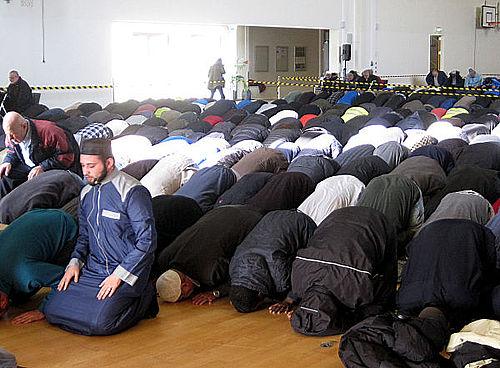 Hastemøde i Moske-forening