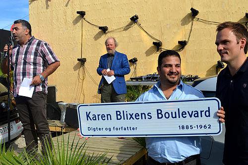 Vigtige kvinder giver navne til Gellerups gader