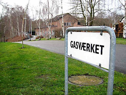 God musik i 'Det gamle Gasværk'