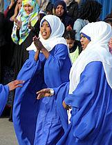 Somaliere fejrer nationaldag