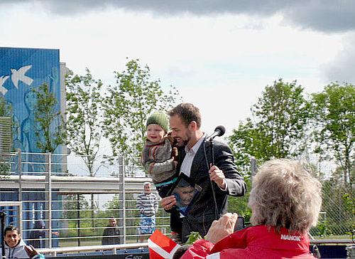 Aarhusianerne støtter helhedsplanen