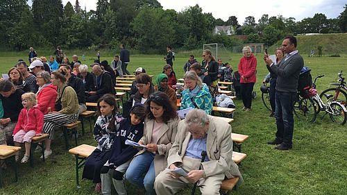 Grundlovsfest om et fælles mødested