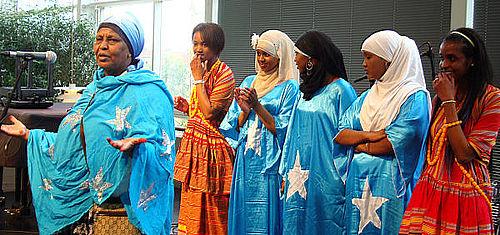 Somalisk litteratur er næsten ukendt