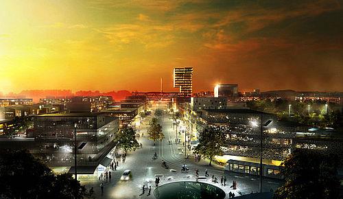 Kommunen åbner op for erhverv ved Globus1