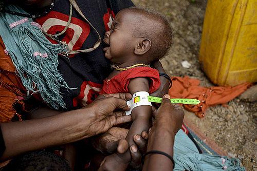 Spis mod hungersnød i Somalia