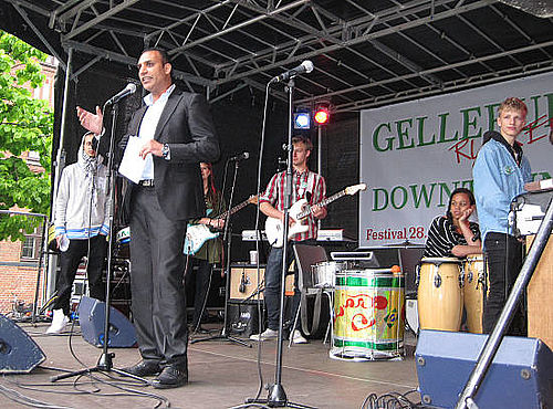Gellerup-festival varmede op under århusianerne