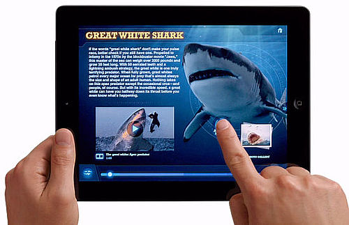 iPads til alle skoleelever
